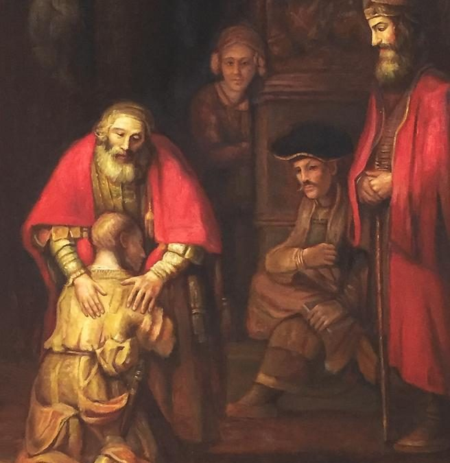 Forgiveness, Mercy, and the Prodigal Son: Bridging theology with psychology