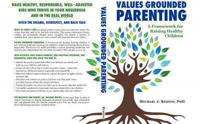 Values Grounded Parenting: A Shift in Mindset (Book Review)