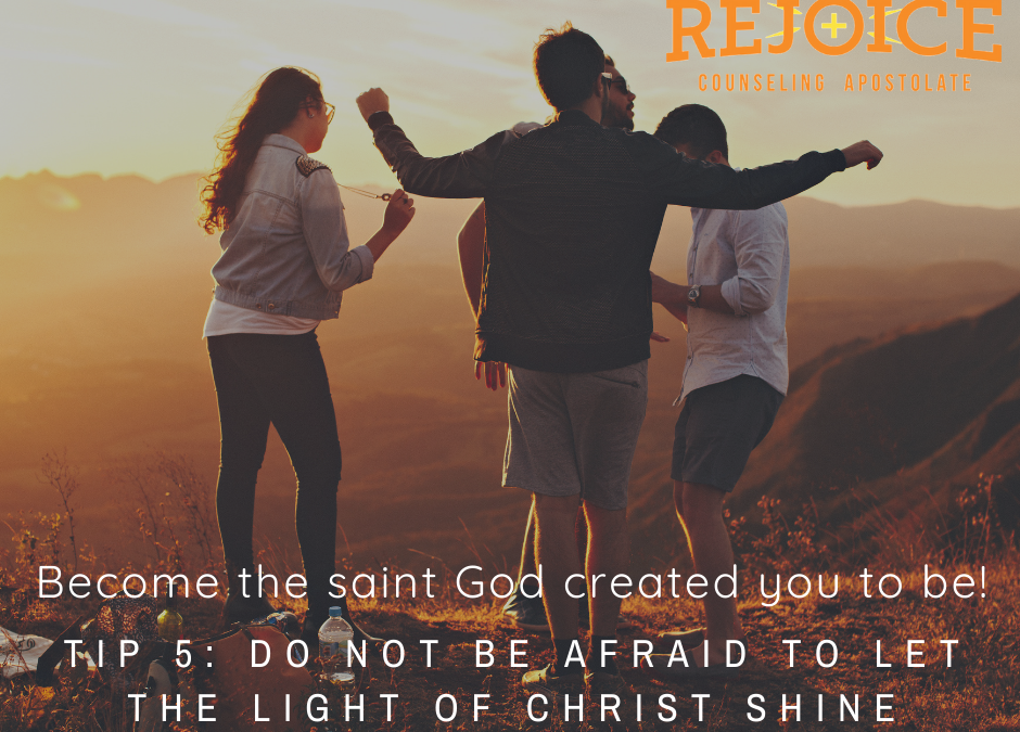 Rejoicing in Our Call to Sainthood
